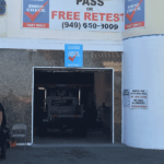 Costa Mesa DMV Smog Check station