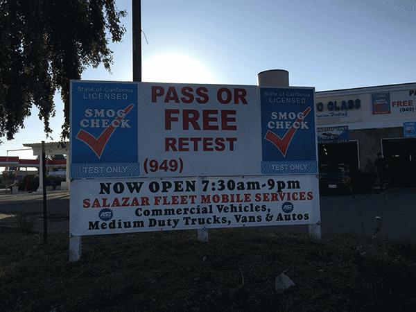 $29 75 Smog Check Costa Mesa Call now 949 278 8054